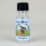 Sweetgrass Oil