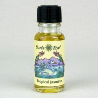 Tropical Jasmine Herbal Oil Blend