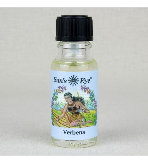Verbena Oil at All Wicca Store Magickal Supplies, Wiccan Supplies, Wicca Books, Pagan Jewelry, Altar Statues