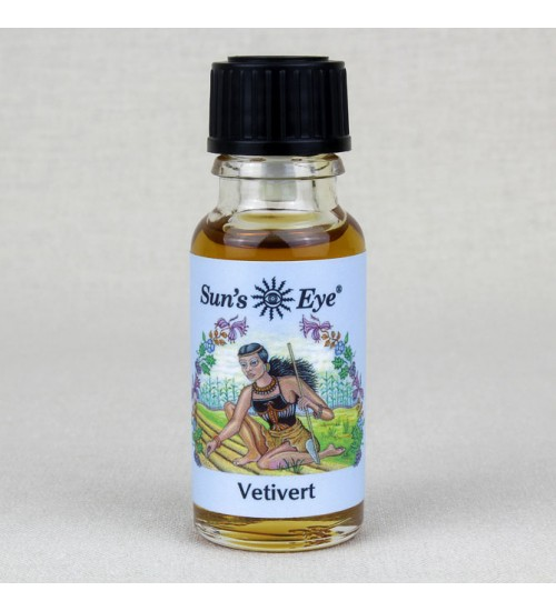Vetivert Oil at All Wicca Store Magickal Supplies, Wiccan Supplies, Wicca Books, Pagan Jewelry, Altar Statues