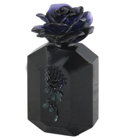 Black Rose Perfume Bottle