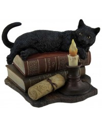 Witching Hour Black Cat Statue All Wicca Magickal Supplies Wiccan Supplies, Wicca Books, Pagan Jewelry, Altar Statues