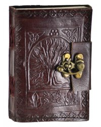 Tree of Life Pocket Journal with Latch All Wicca Store Magickal Supplies Wiccan Supplies, Wicca Books, Pagan Jewelry, Altar Statues
