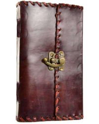 1842 Poetry Leather Blank Book - 9 Inches All Wicca Magickal Supplies Wiccan Supplies, Wicca Books, Pagan Jewelry, Altar Statues