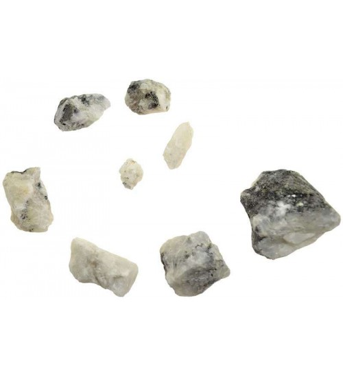 Rainbow Moonstone Raw Untumbled Stones - 1 Pound Pack at All Wicca Store Magickal Supplies, Wiccan Supplies, Wicca Books, Pagan Jewelry, Altar Statues
