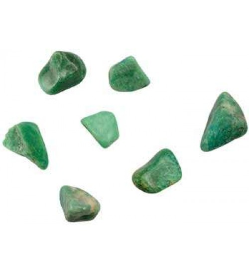 Amazonite Tumbled Stones - 1/2 Pound Pack at All Wicca Store Magickal Supplies, Wiccan Supplies, Wicca Books, Pagan Jewelry, Altar Statues