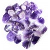 Amethyst Tumbled Stones - 1 Pound Pack at All Wicca Store Magickal Supplies, Wiccan Supplies, Wicca Books, Pagan Jewelry, Altar Statues