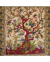 Tree of Life Single Tapestry All Wicca Store Magickal Supplies Wiccan Supplies, Wicca Books, Pagan Jewelry, Altar Statues