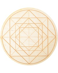 Geometric Symbol Crystal Grid in 3 Sizes All Wicca Store Magickal Supplies Wiccan Supplies, Wicca Books, Pagan Jewelry, Altar Statues