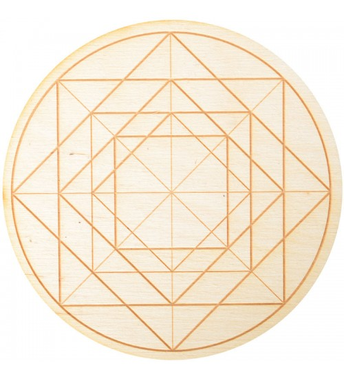 Geometric Symbol Crystal Grid in 3 Sizes at All Wicca Store Magickal Supplies, Wiccan Supplies, Wicca Books, Pagan Jewelry, Altar Statues