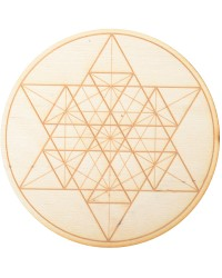Geometric Star Crystal Grid in 3 Sizes All Wicca Store Magickal Supplies Wiccan Supplies, Wicca Books, Pagan Jewelry, Altar Statues