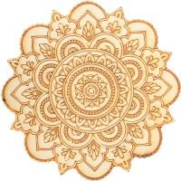 Mandala Crystal Grid in 3 Sizes