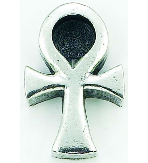 Egyptian Ankh Mini Candle Holder at All Wicca Store Magickal Supplies, Wiccan Supplies, Wicca Books, Pagan Jewelry, Altar Statues