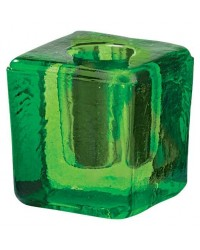 Green Glass Mini Candle Holder All Wicca Store Magickal Supplies Wiccan Supplies, Wicca Books, Pagan Jewelry, Altar Statues