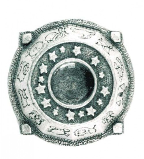 Zodiac Mini Candle Holder at All Wicca Store Magickal Supplies, Wiccan Supplies, Wicca Books, Pagan Jewelry, Altar Statues