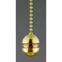 Energy Sphere Brass Chamber Pendulum