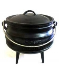 Cast Iron Potjie Cauldron - 23 oz. Size 1/4 All Wicca Store Magickal Supplies Wiccan Supplies, Wicca Books, Pagan Jewelry, Altar Statues