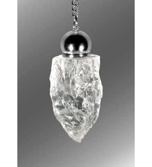 Himalayan Quartz Crystal Chamber Pendulum