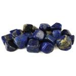 Lapis Luzili Tumbled Stones - 1 Pound Pack