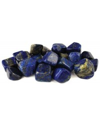 Lapis Luzili Tumbled Stones - 1 Pound Pack All Wicca Store Magickal Supplies Wiccan Supplies, Wicca Books, Pagan Jewelry, Altar Statues