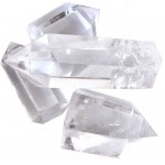 Clear Quartz Crystal Points - 1 Pound Pack