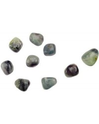 Rainbow Fluorite Tumbled Stones - 1 Pound Pack All Wicca Store Magickal Supplies Wiccan Supplies, Wicca Books, Pagan Jewelry, Altar Statues