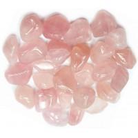 Rose Quartz Single Tumbled Stone for Love