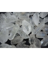 Clear Quartz Rough Crystal Points - 3 Pound Pack All Wicca Store Magickal Supplies Wiccan Supplies, Wicca Books, Pagan Jewelry, Altar Statues