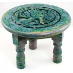 Tree of Life Round Altar Table