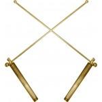 Brass Divining Dowsing Rods
