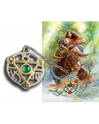 Elemental Earth Talisman and Greeting Card All Wicca Magickal Supplies Wiccan Supplies, Wicca Books, Pagan Jewelry, Altar Statues