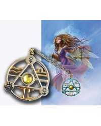 Elemental Air Talisman and Greeting Card All Wicca Magickal Supplies Wiccan Supplies, Wicca Books, Pagan Jewelry, Altar Statues
