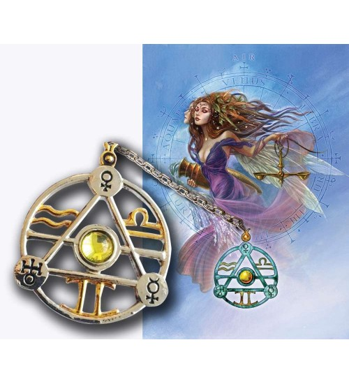 Elemental Air Talisman and Greeting Card at All Wicca Store Magickal Supplies, Wiccan Supplies, Wicca Books, Pagan Jewelry, Altar Statues