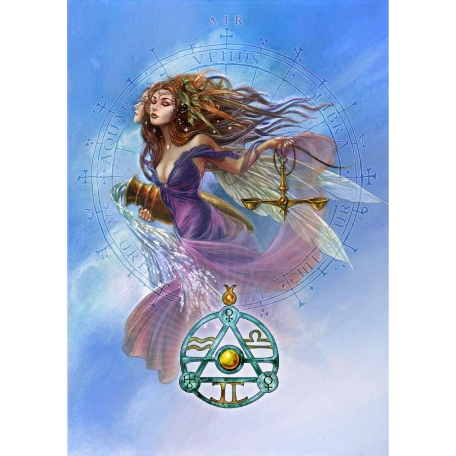 Elemental air talisman and greeting card elemental air talisman and greeting card at all wicca wiccan altar supplies all wicca kristyandbryce Choice Image