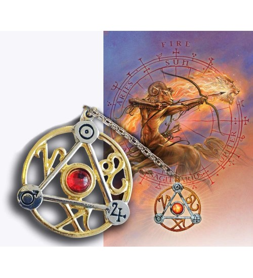Elemental Fire Talisman and Greeting Card at All Wicca Store Magickal Supplies, Wiccan Supplies, Wicca Books, Pagan Jewelry, Altar Statues