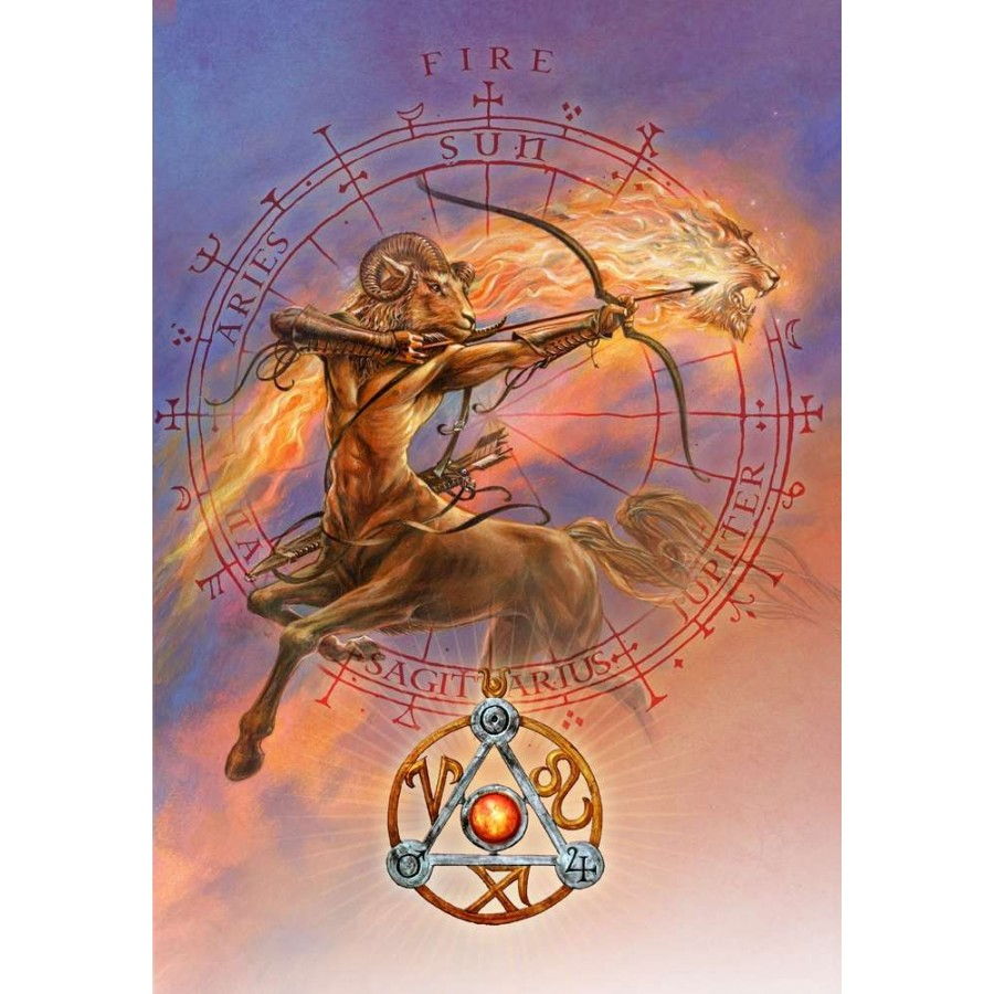 Elemental fire talisman and greeting card elemental fire talisman and greeting card at all wicca wiccan altar supplies all wicca kristyandbryce Choice Image