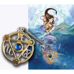 Elemental Water Talisman and Greeting Card