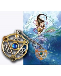 Elemental Water Talisman and Greeting Card All Wicca Magickal Supplies Wiccan Supplies, Wicca Books, Pagan Jewelry, Altar Statues