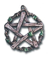 Pentagram of Pan All Wicca Magickal Supplies Wiccan Supplies, Wicca Books, Pagan Jewelry, Altar Statues