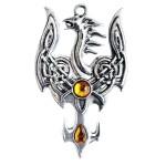 Avalonian Phoenix Necklace