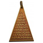 Abracadabra Charm for Good Fortune