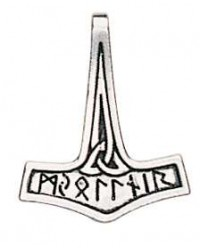 Thors Hammer for Inner Strength All Wicca Store Magickal Supplies Wiccan Supplies, Wicca Books, Pagan Jewelry, Altar Statues