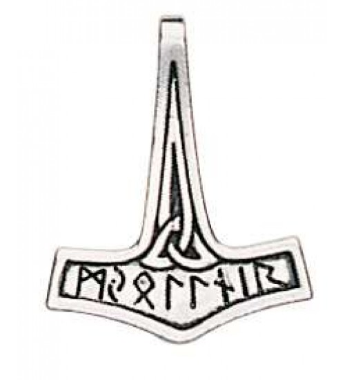 Thors Hammer for Inner Strength at All Wicca, Wiccan Altar Supplies, All Wicca Books, Pagan Jewelry, Wiccan Statues