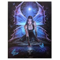 Immortal Flight by Anne Stokes Canvas Art Print