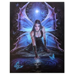 Immortal Flight by Anne Stokes Canvas Art Print All Wicca Wiccan Altar Supplies, All Wicca Books, Pagan Jewelry, Wiccan Statues