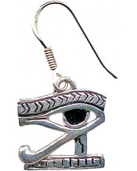 Eye of Horus Earrings for Protection All Wicca Magickal Supplies Wiccan Supplies, Wicca Books, Pagan Jewelry, Altar Statues