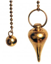 Brass Wealth Scrying Pendulum All Wicca Store Magickal Supplies Wiccan Supplies, Wicca Books, Pagan Jewelry, Altar Statues