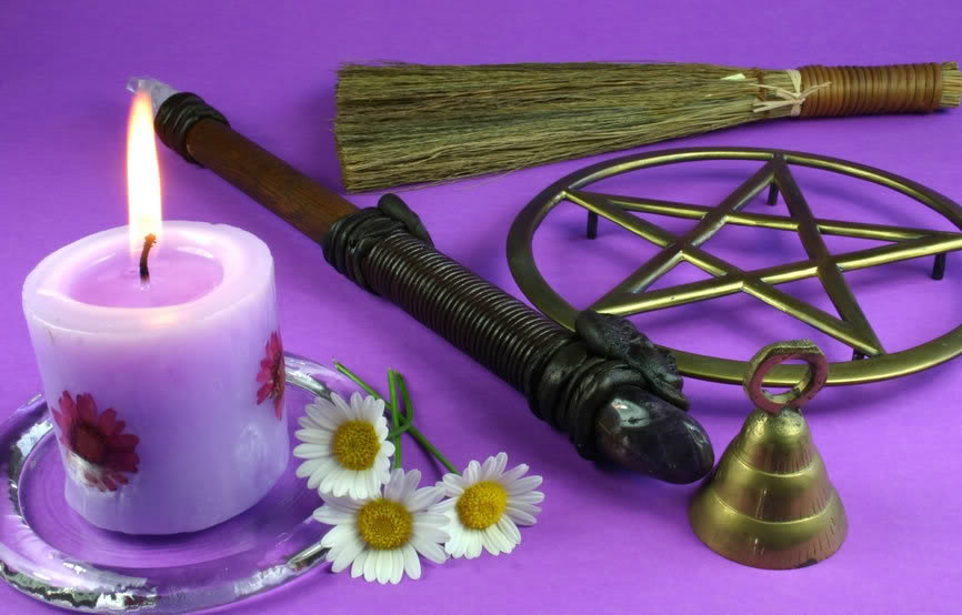 how to set up your wiccan altar - shop wiccan supplies for your ritual space and altar